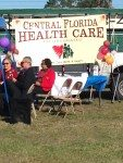 Mulberry Health Clinic Groundbreaking Crowd