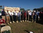 Mulberry Health Clinic Groundbreaking Large Group