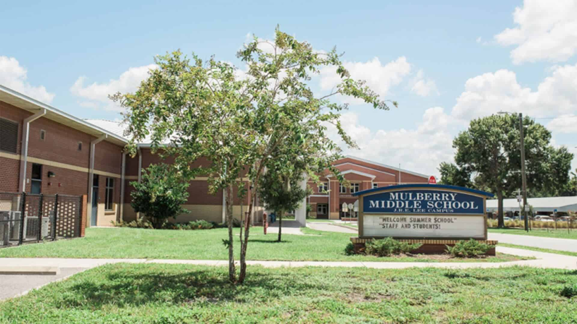 Mulberry Middle School