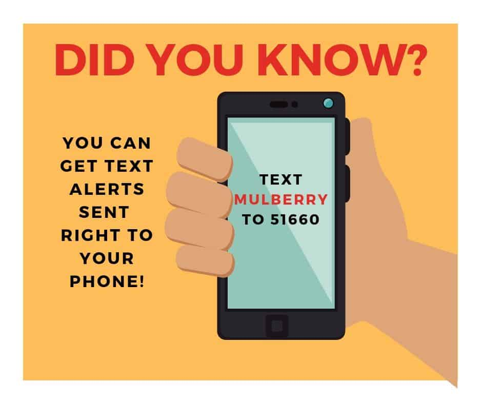 Did You Know - Text Alerts