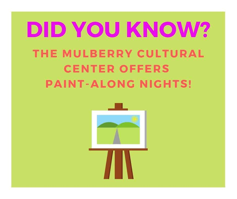 Did You Know - Paint Along Nights