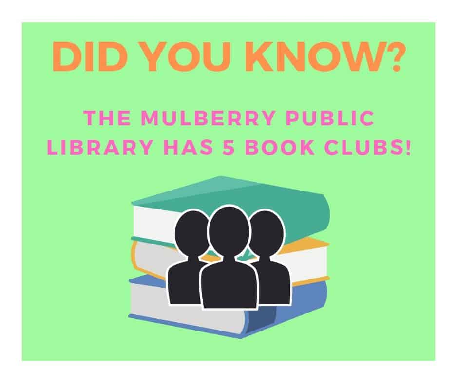Did You Know - Book Clubs
