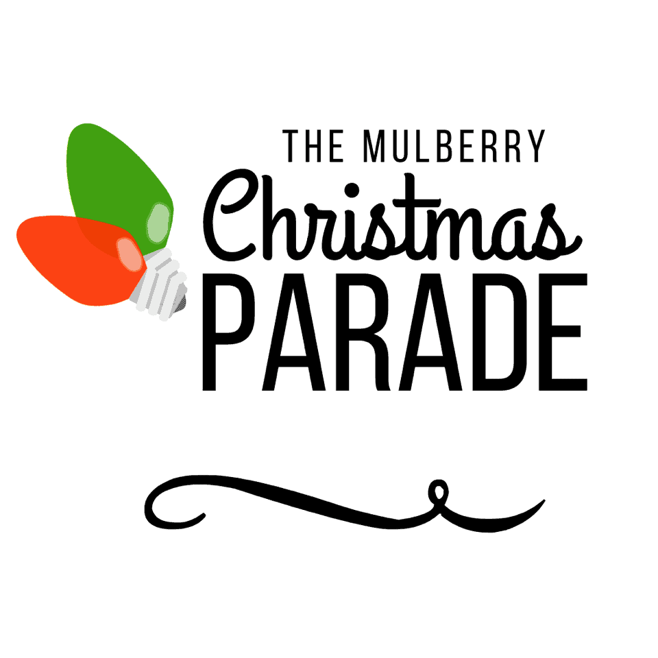 Christmas Parade Logo