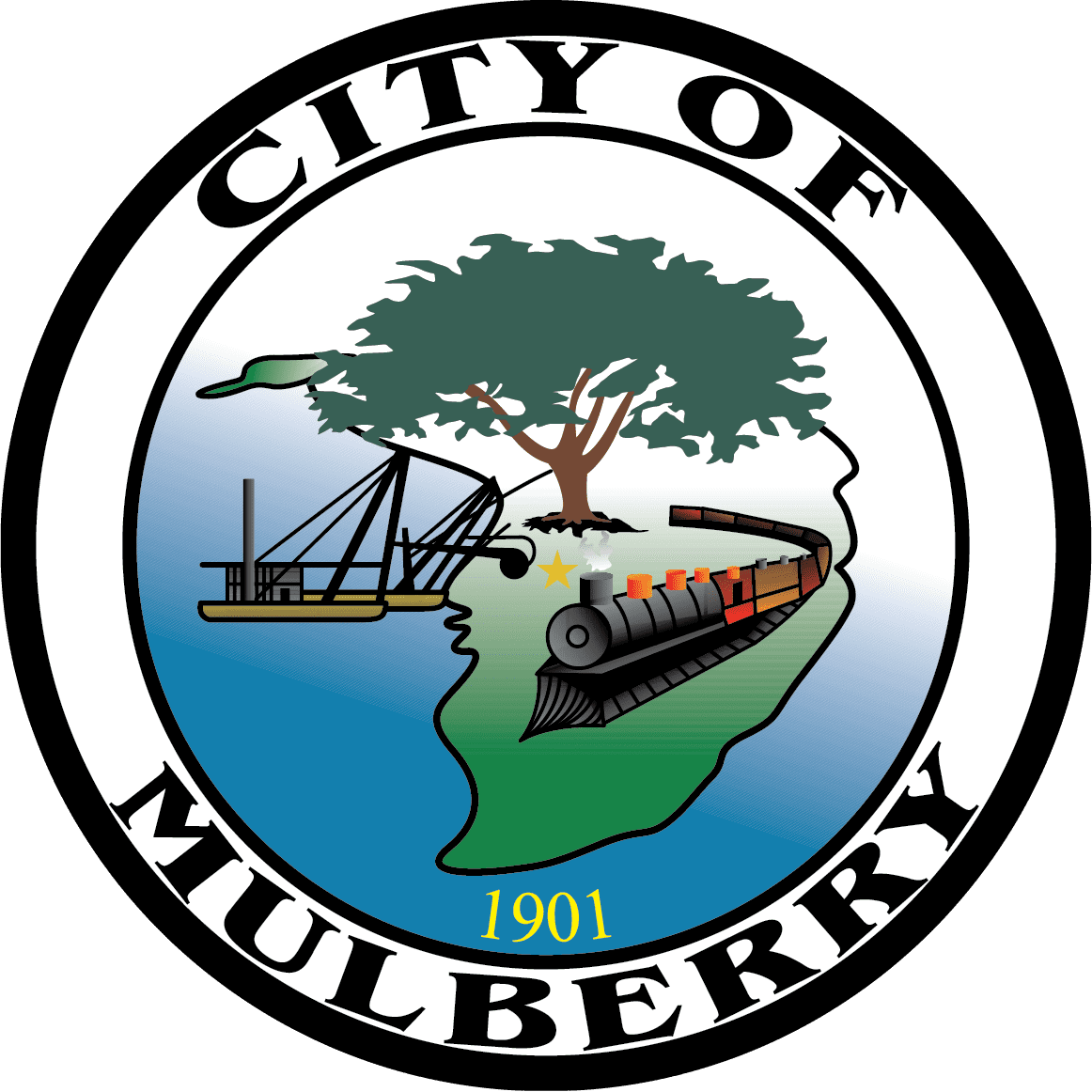 City of Mulberry Logo